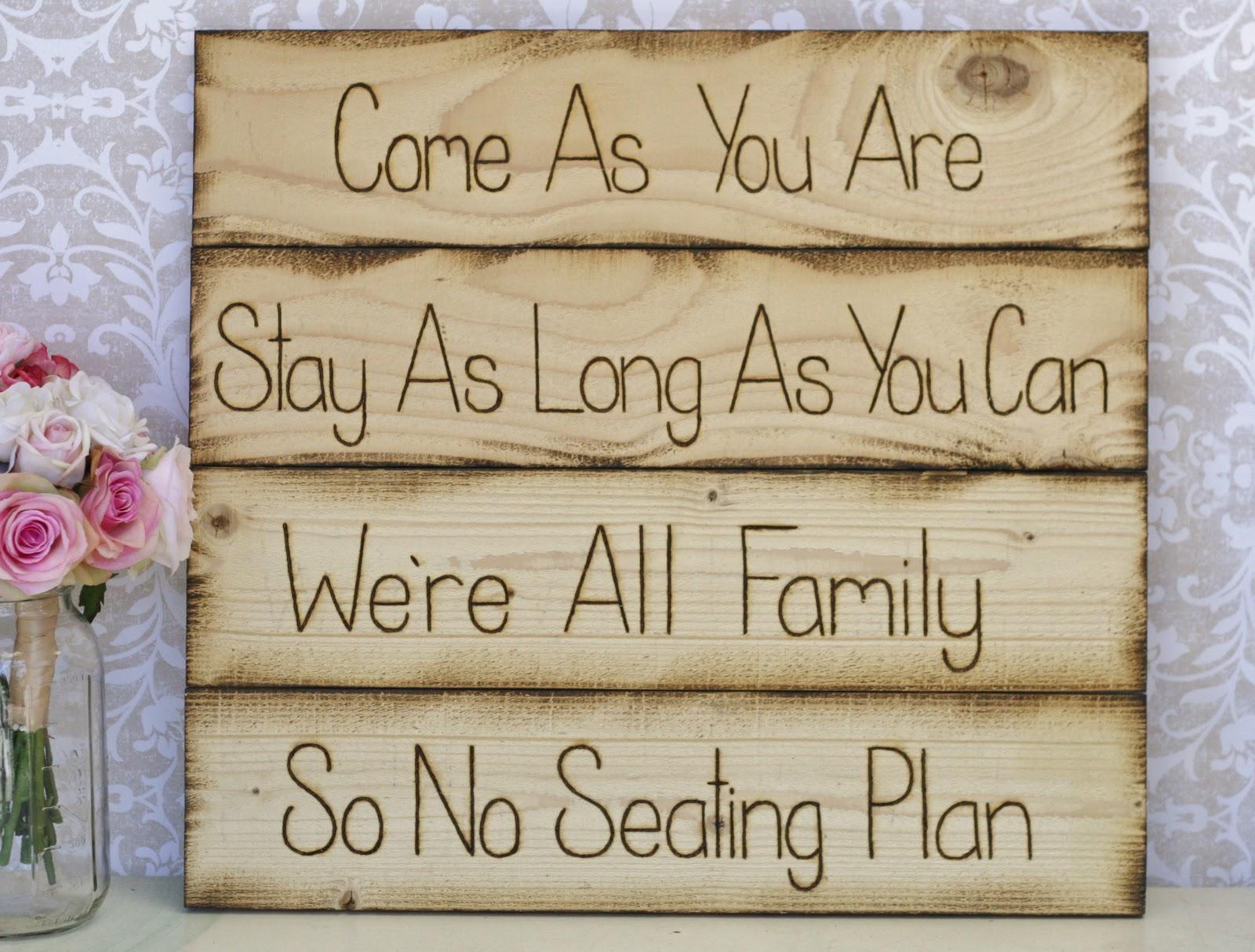 Rustic Wedding Seating Chart Ideas: Morgann Hill Designs: Rustic Wedding Seating Chart By