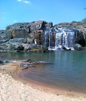 Kotebira Waterfalls Jashpur