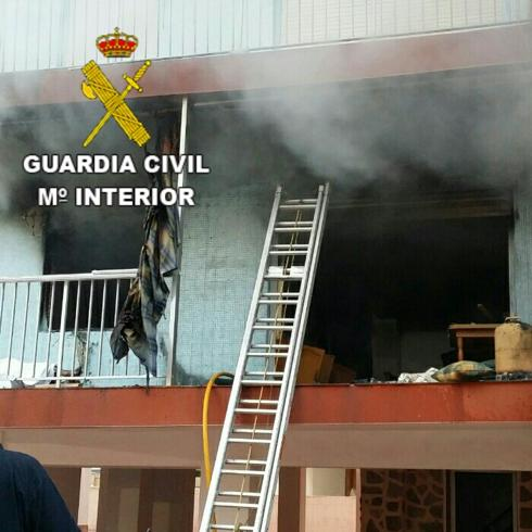 Sire muere un hombre por explosion de gas en santa pola for Repsol butano santa pola