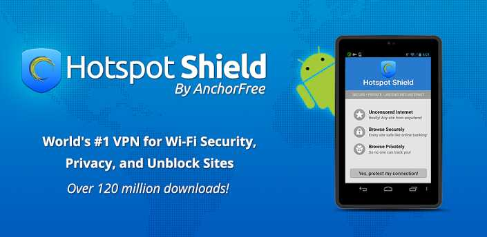Download Latest version Hotspot Shield Elite apk for android