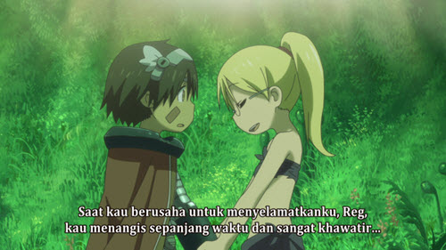 Made in Abyss Episode 13 Subtitle Indonesia