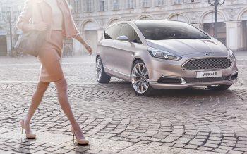 Wallpaper: Ford S-MAX Vignale Concept