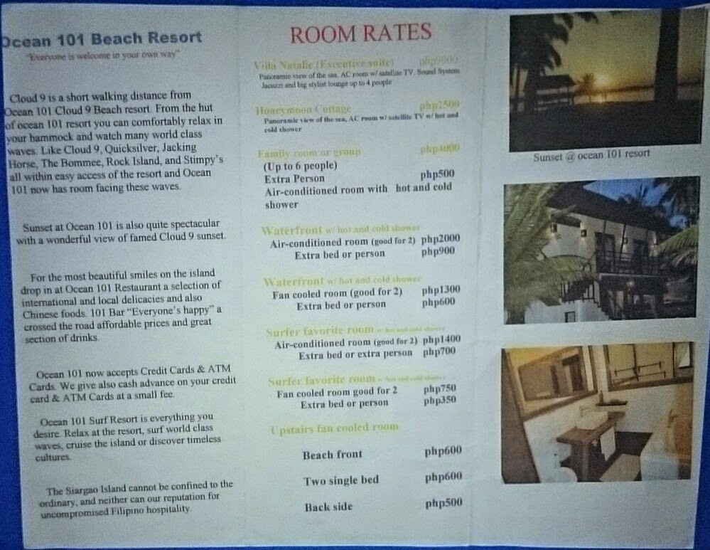 The Budget Traveller Philippines Room Rates Review