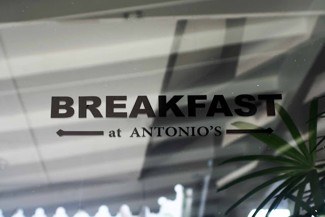 Breakfast at Antonio's