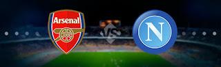 Наполи – Арсенал смотреть онлайн бесплатно 18 апреля 2019 прямая трансляция в 22:00 МСК.