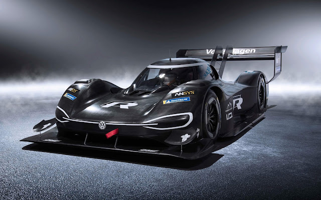 Papel de parede 2018 Volkswagen ID R Pikes Peak para PC, Notebook, iPhone, Android e Tablet.