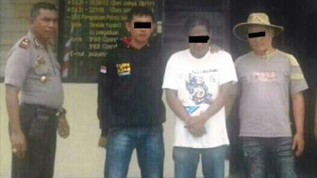 Pelaku Penganiayaan Diciduk Kepolisian Minahasa