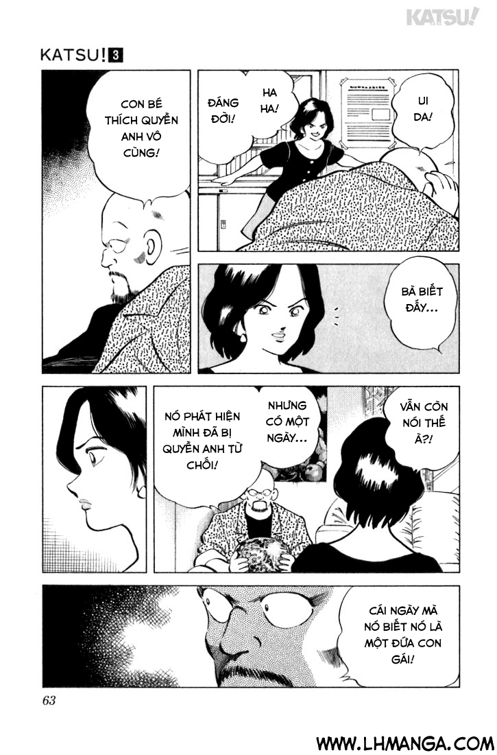 Katsu! chương 022: thứ mà nó thật sự thích là... trang 7