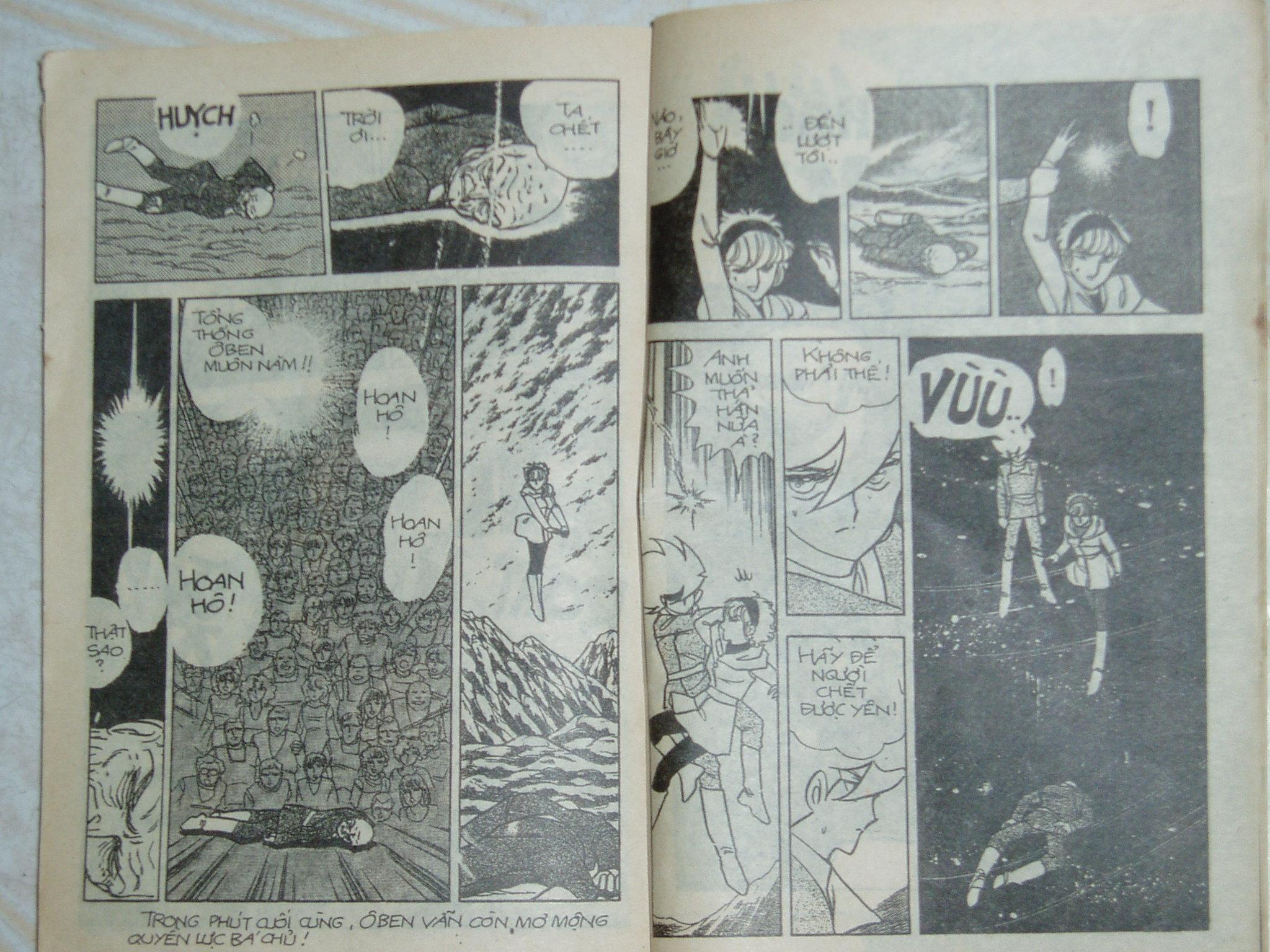 Siêu nhân Locke vol 13 trang 71