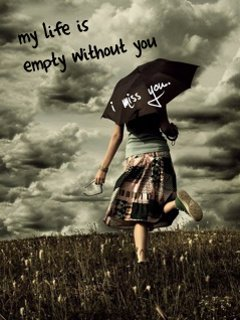 My Life My Rules My Attitude Wallpapers For Girls My Life Is Empty Without You Mobile Wallpapers