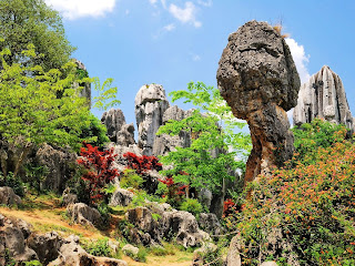 Shilin - The Stone Forest 007