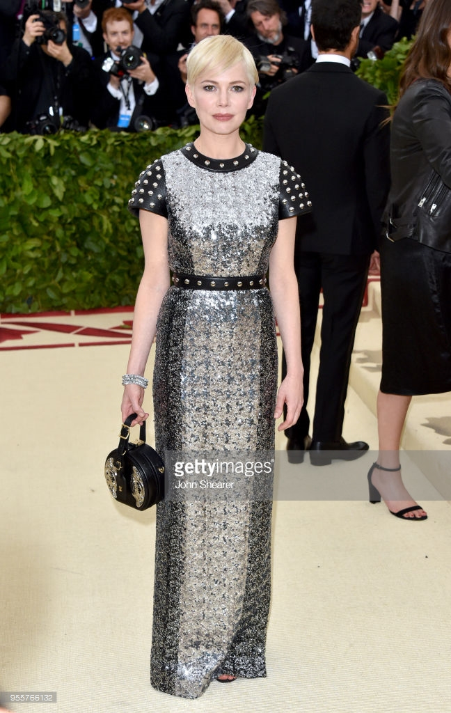 michelle williams look met gala