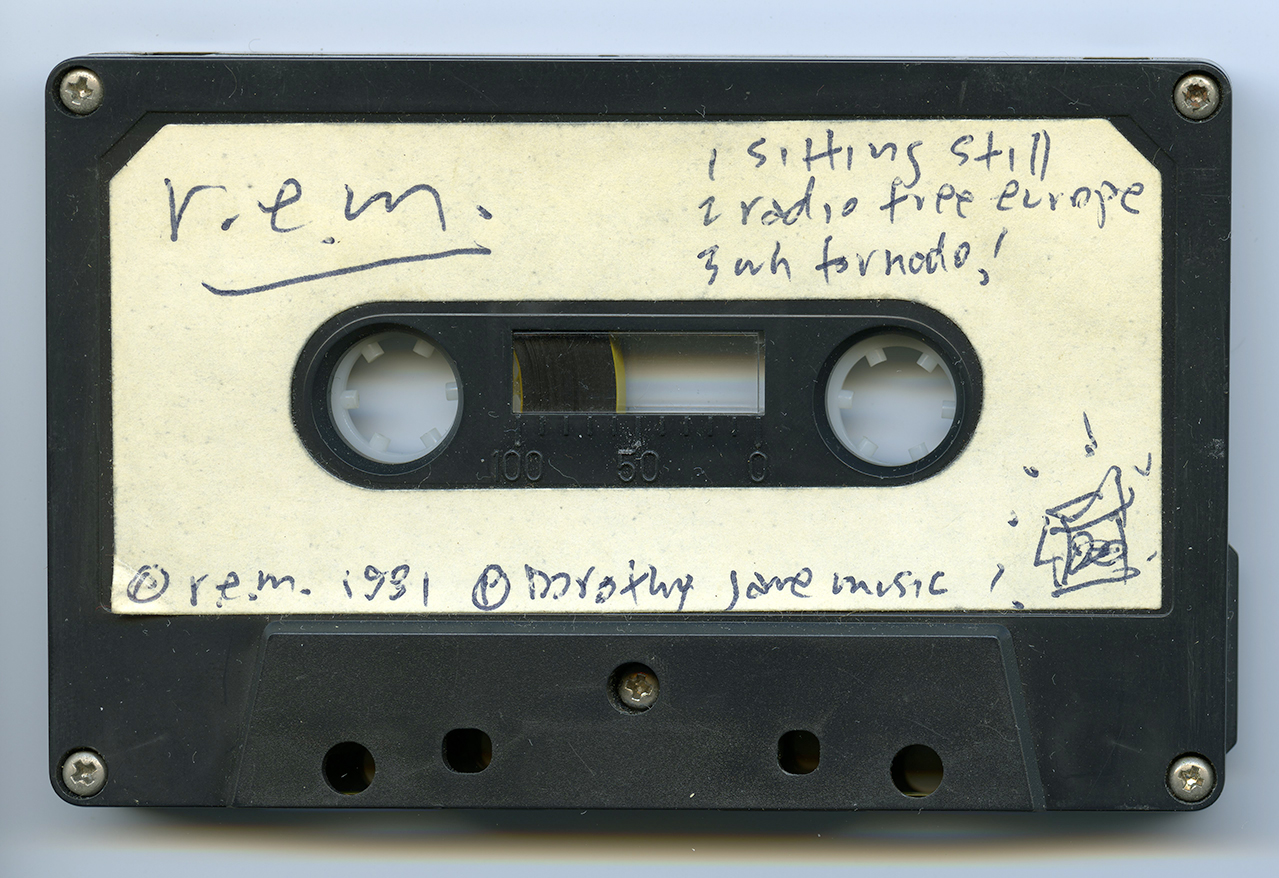 "The Power of Independent Trucking: R.E.M.: ""Cassette Set ..."