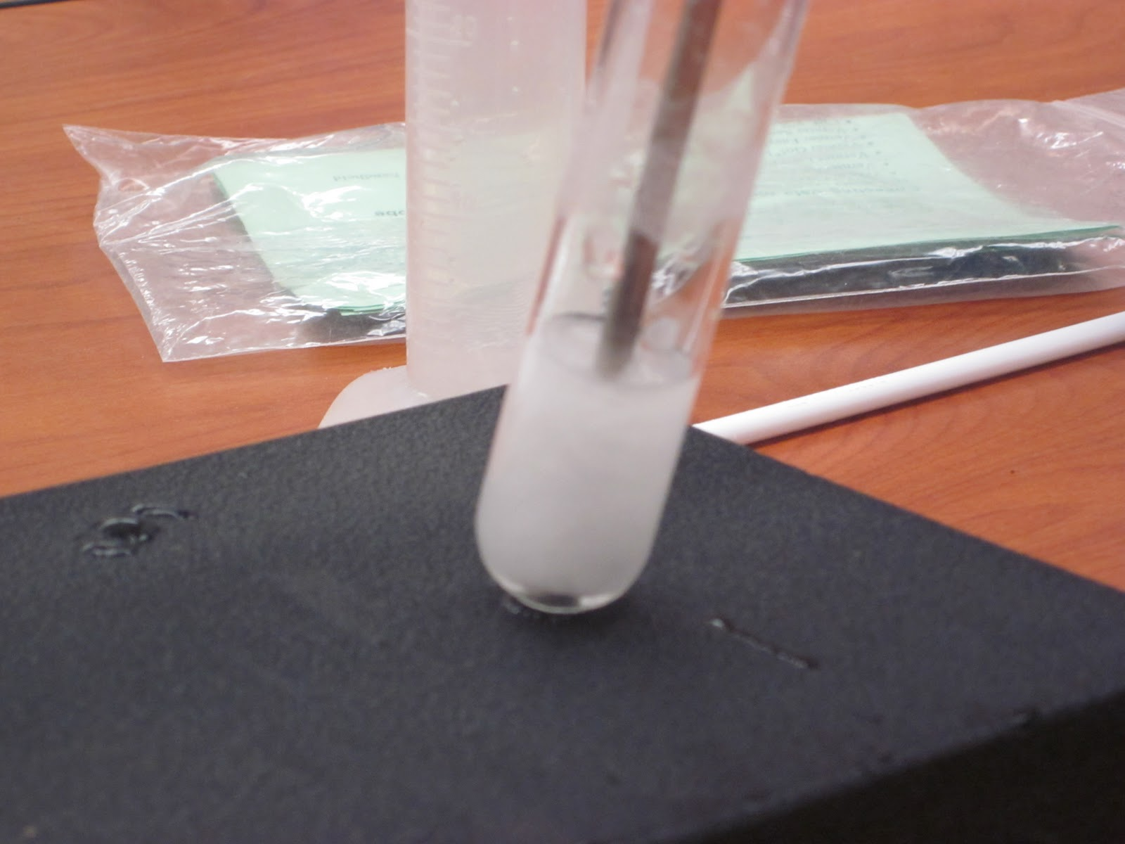 Chemistry Reflection Freezing And Melting Temperature Of