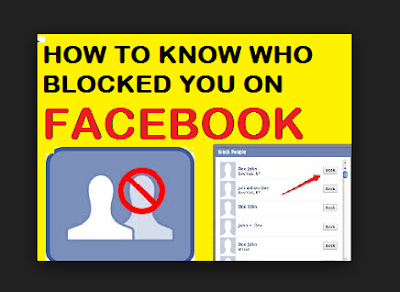 How to Check Blocked List On Facebook