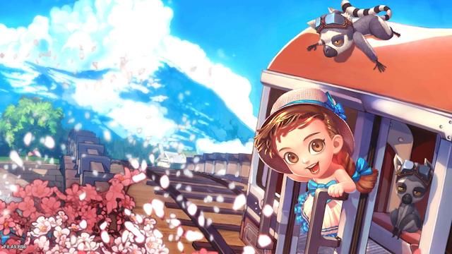 Game Berkebun Android Townkins : Wonderland Vilage Dan Total Size