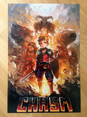 Chasm - poster