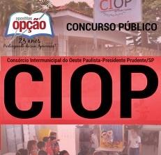 Apostila Concurso CIOP SP 2017