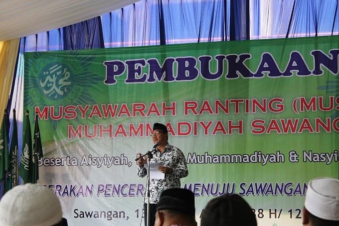 Muhammadiyah Depok Berencana Bangun Rumah Sakit