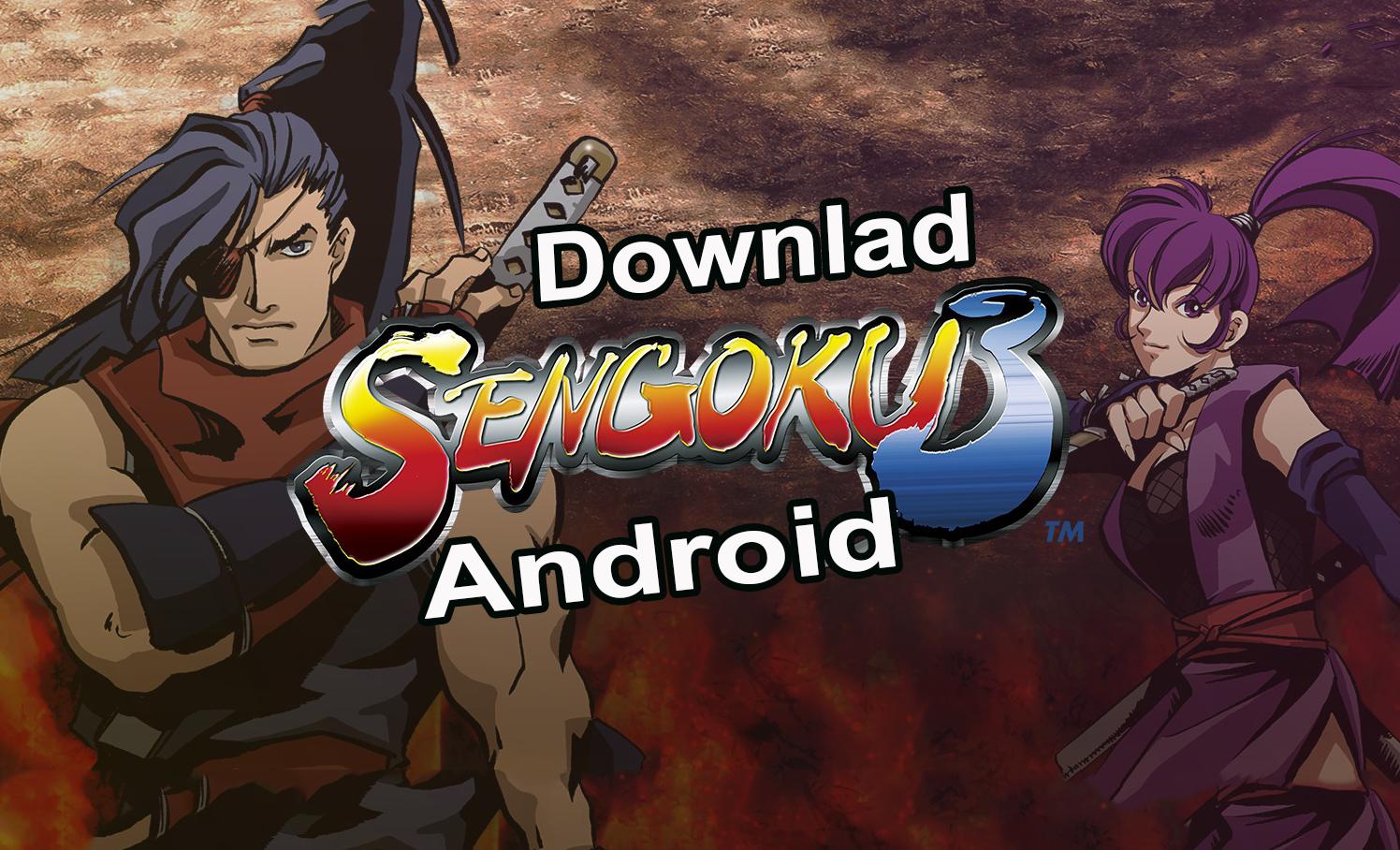 Sengoku 3 Android , Sengoku 3 apk, trickdunia.com