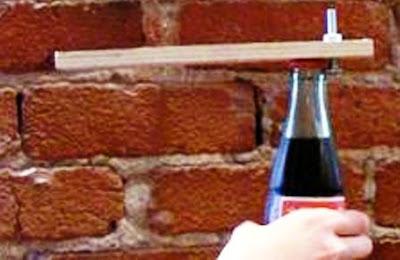 Cara Membuat Alat Buka Tutup botol Sederhana dari Kayu dan Baut
