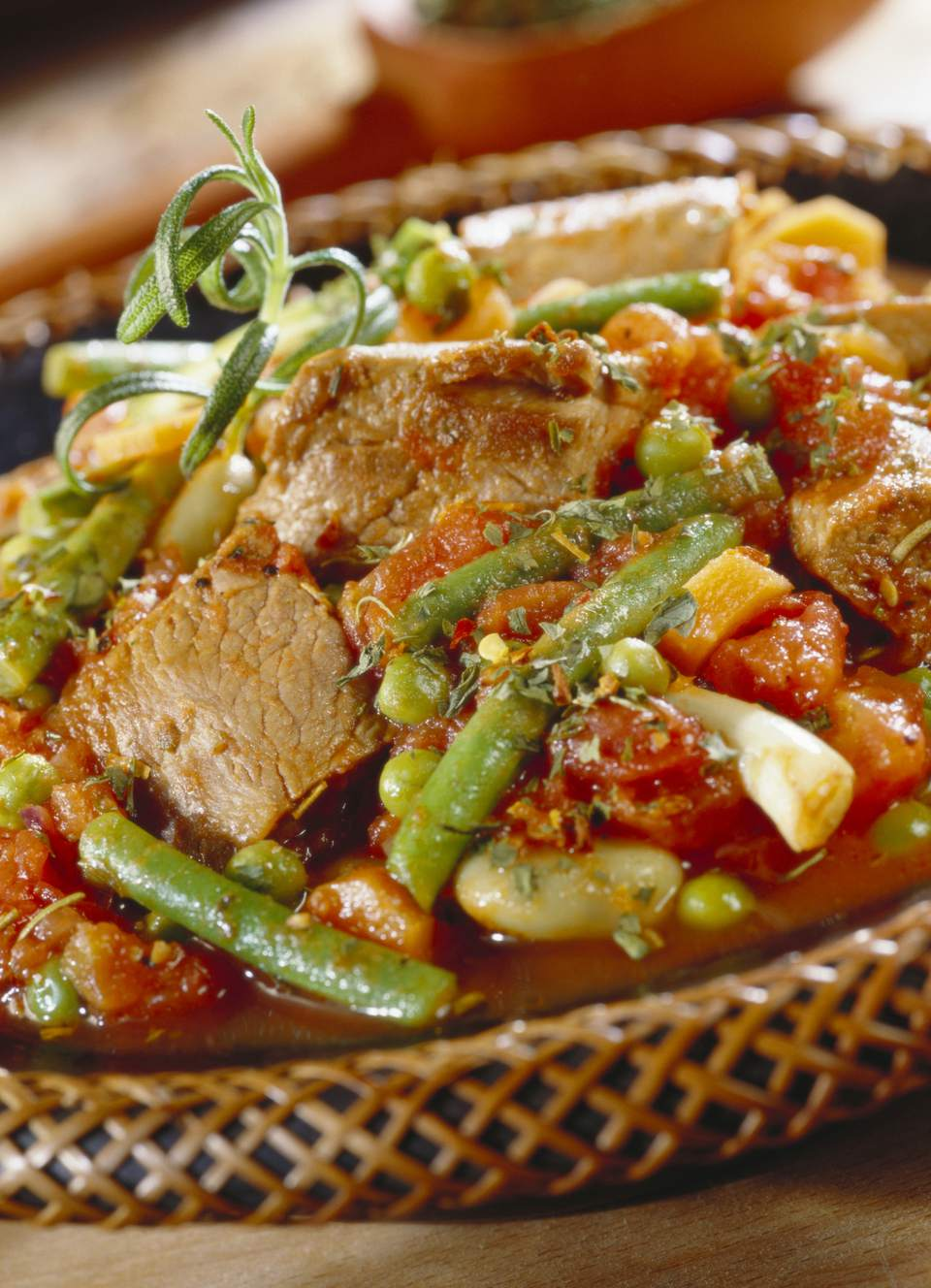 lamb carrot and green bean stew recipe