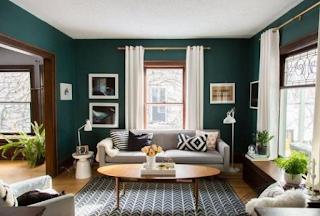 7 warna dekorasi rumah minimalis terbaru - 2 dekorasi rumah