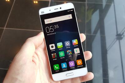 Dien thoai Xiaomi mi5 gia te tai ha noi