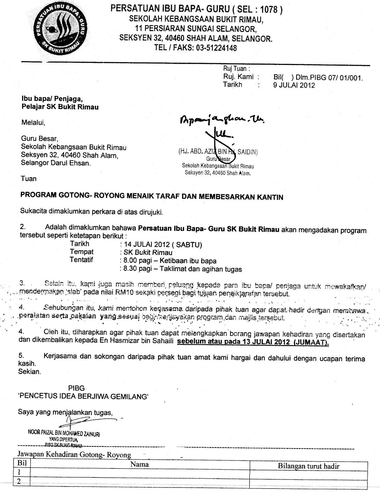 Contoh Laporan Gotong Royong Contoh Soal2 – Cuitan Dokter