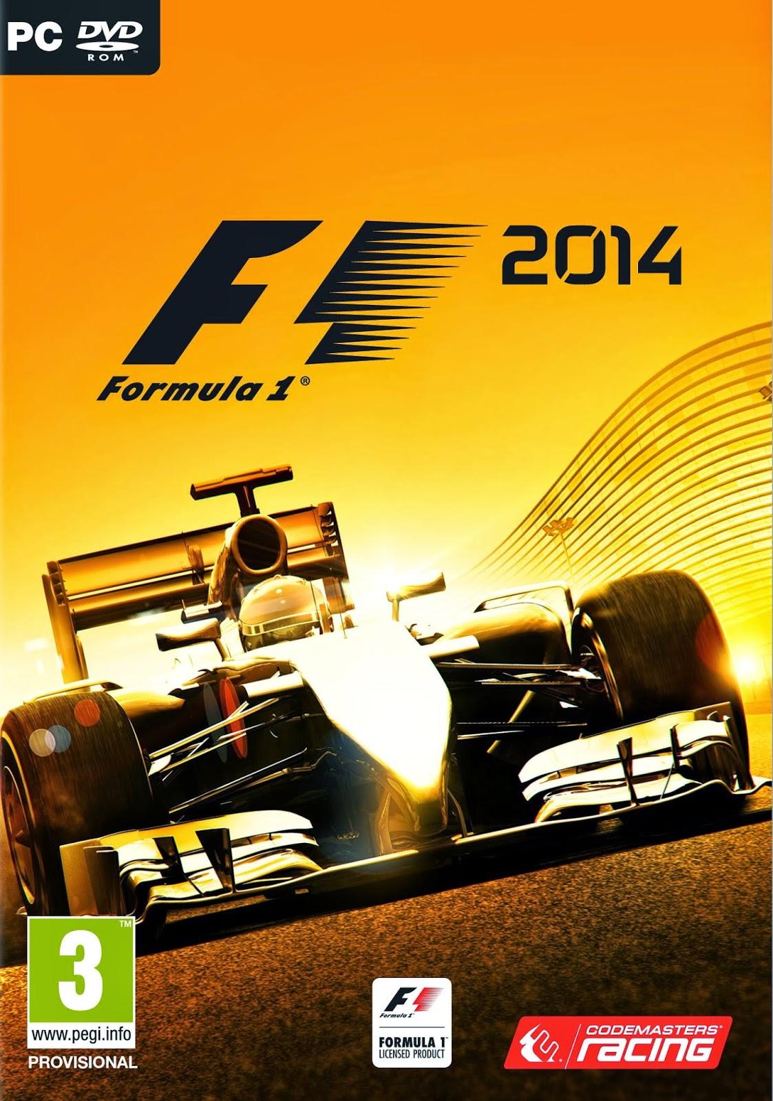 F1 2014 PC Descargar