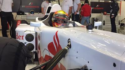 Esteban Gutiérrez acepta que echa de menos la Fórmula Uno