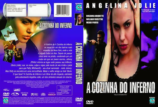 Capa DVD A Cozinha Do Inferno