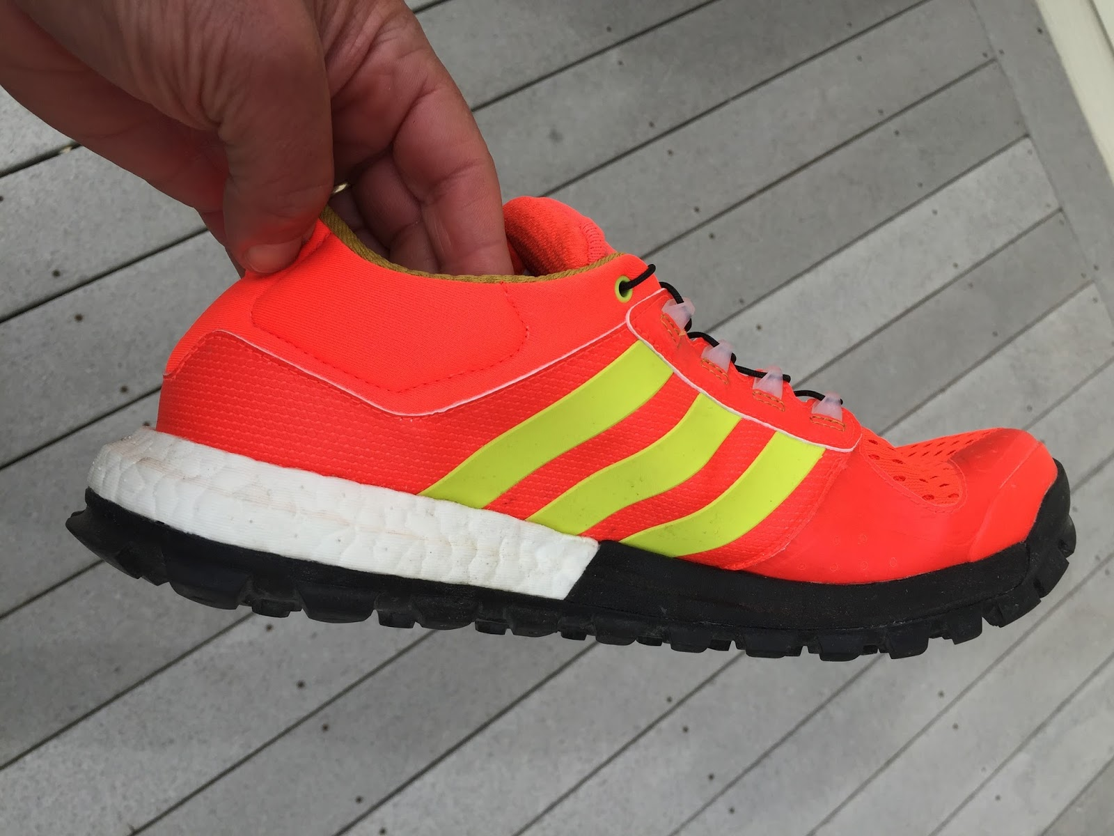 adidas boost trail running shoes