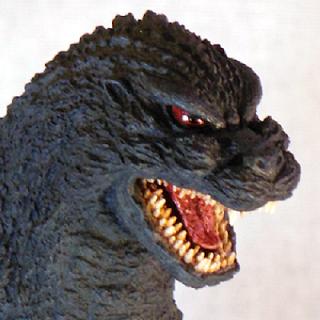 Godzilla 1989 resin kit by T's Facto
