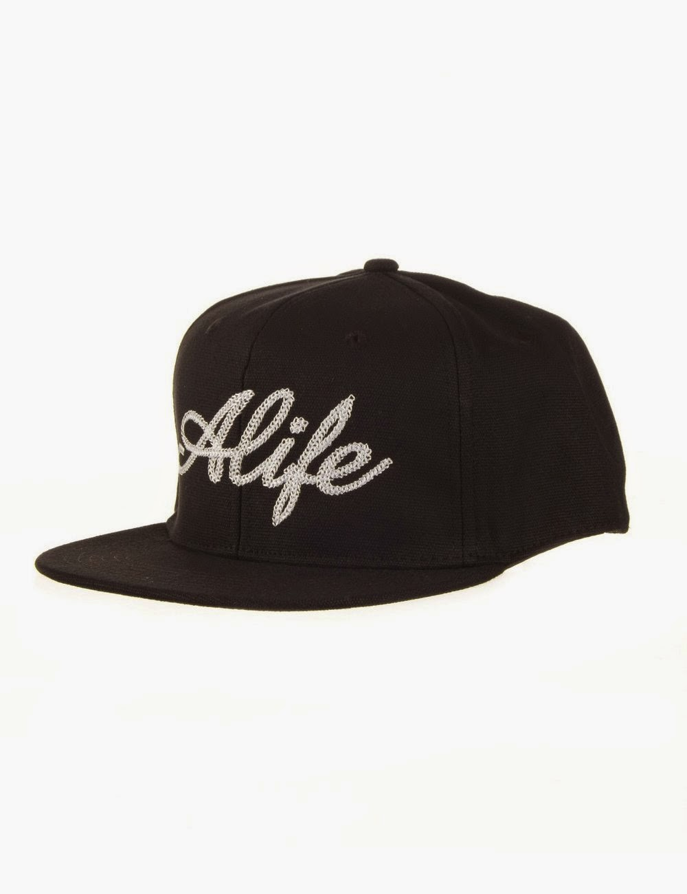 f53678ccc83 Again keeping it classic we are stocking a baseball style snapback with  ALIFE s iconic branding.