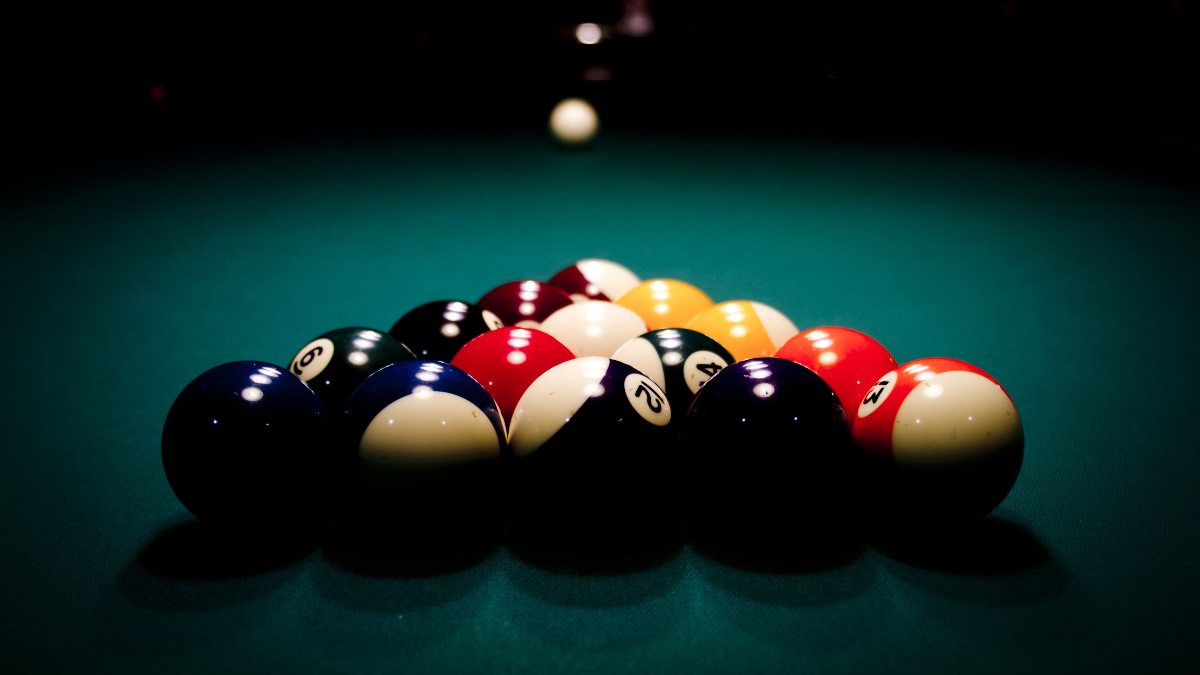 billiard or pool