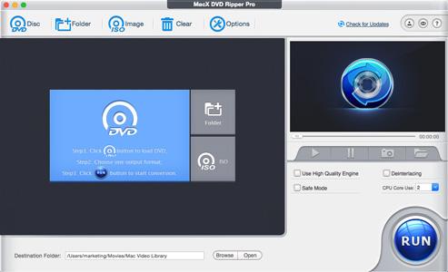 MacX DVD Ripper Pro Full