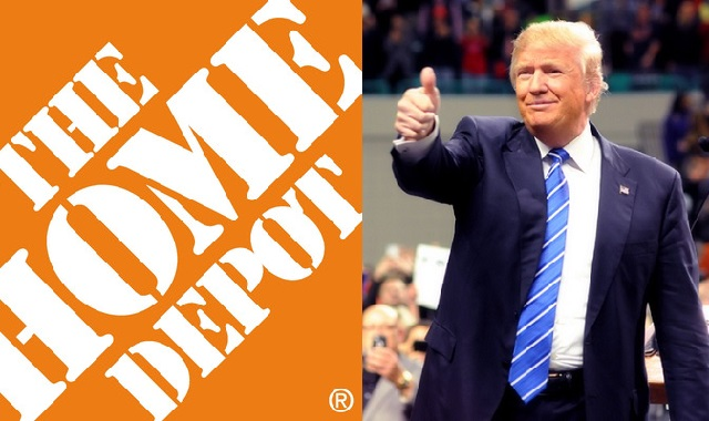 Home Depot updates on tax bill impact