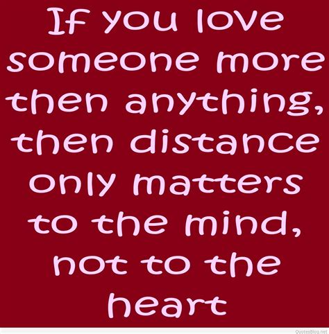 If You Love Someone More Than Anything | Quotes and Sayings