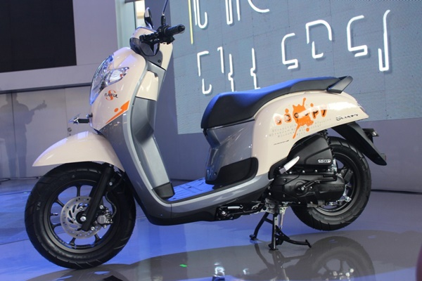 All New Honda Scoopy 2017 Resmi Dirilis