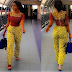 Creative Ankara Jumpsuit 2016 For African Woman