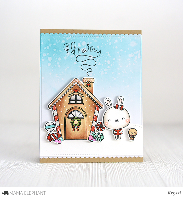 mama elephant   design blog: INTRODUCING: A Cookie Christmas ...