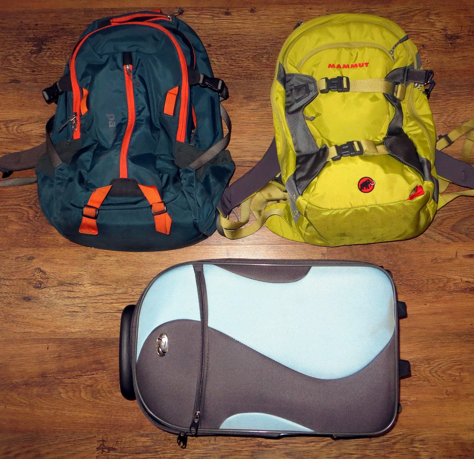 How to pack carry on only...Travel light for any length of trip!
