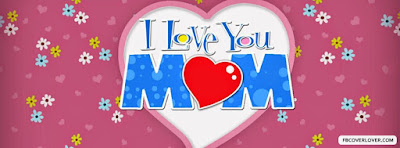 I Love You Mom Mothers Day Cover