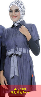 Baju Sarimbit Cewek Azzura 267