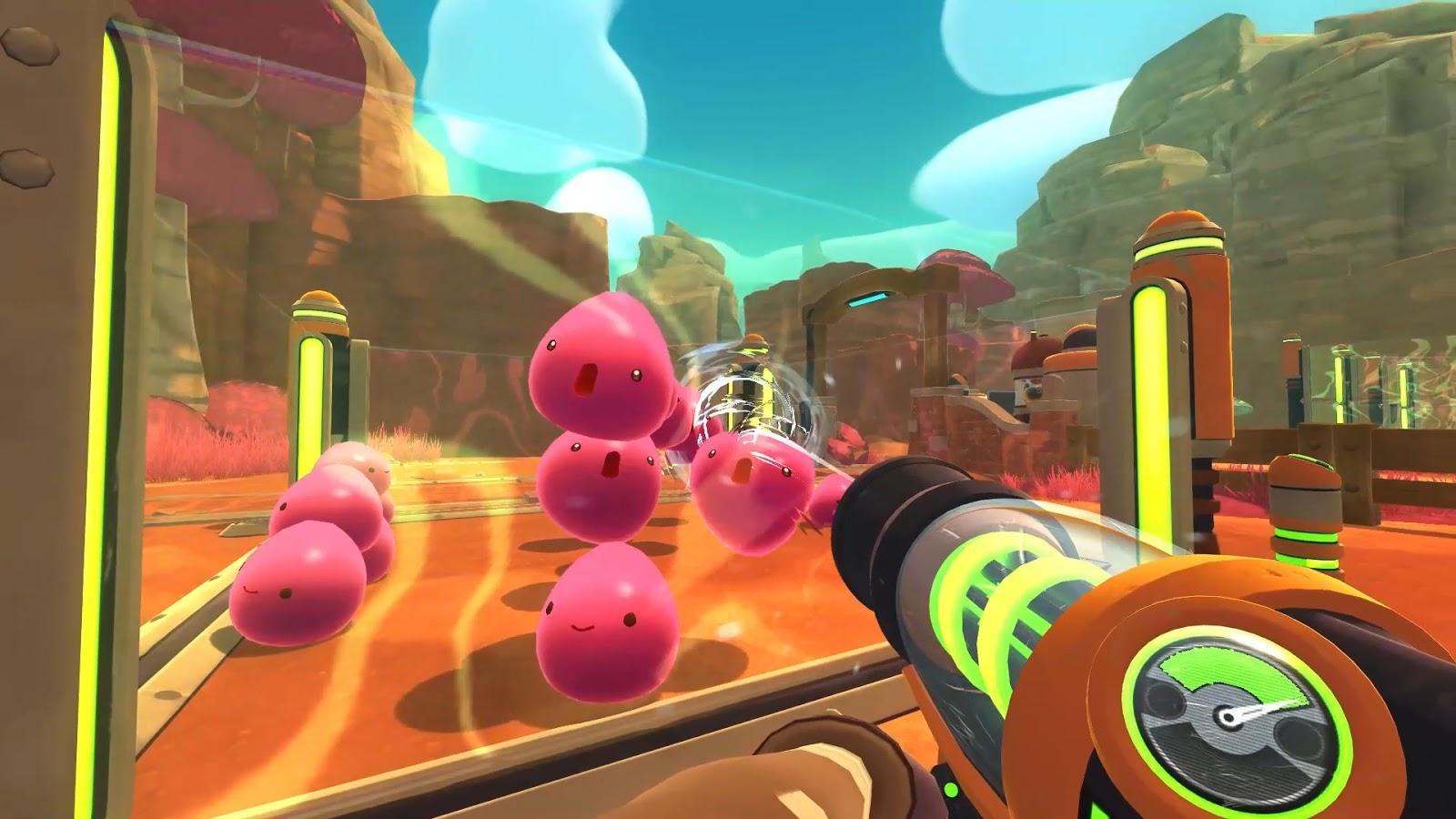 تحميل لعبة slime rancher اخر اصدار 2019