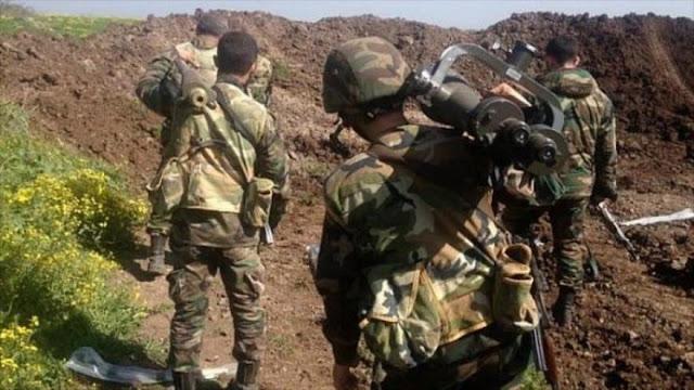 Siria impide la infiltración de terroristas desde El Líbano