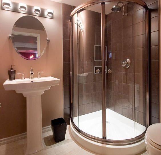 Amazing%2Bideas%2Bto%2Bcover%2Bthe%2Bshower%2Barea%2B%252810%2529 Wonderful concepts to hide the bathe space Interior
