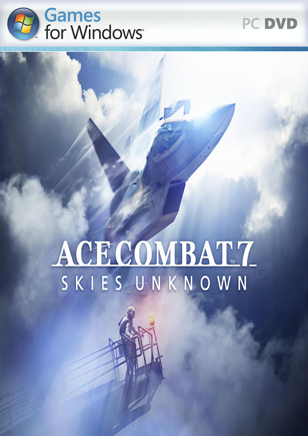 Ace Combat 7 Skies Unknown PC Cover