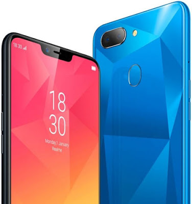 Oppo Realme 2 Dual Camera Android Phone